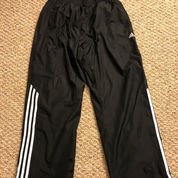 6793d0e1 adidas Other - Adidas Men's Fleece Lined Athletic Sweat Pants (M)